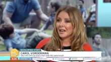 'I hate it': Carol Vorderman left furious by 'insulting' and 'offensive' Gillette advert