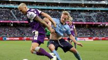 Boo boys spur Grant to penalty heroics