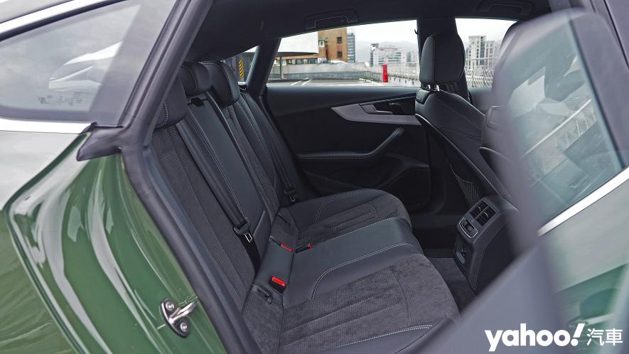 捉艷疾走!2021 Audi A5 Sportback 40 TFSI S line小改款試駕 - 10