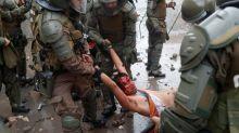 Nuevas protestas en Chile mientras los políticos negocian la nueva Constitución