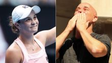 Why Agassi is firmly on the Barty bandwagon