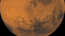 Sponges from Mars? Study suggests water on the red planet could support life
