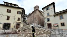 Italy's experts warn of more quakes