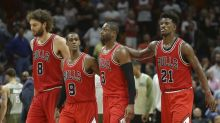 The Chicago Bulls are reaching a breaking point, and Jimmy Butler is 'not impressed'