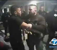 VIDEO: Fresno police officer punches teen multiple times