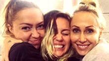 La familia de Miley Cyrus quiere ser como la de las Kardashians