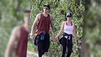 Katy Perry and John Mayer Take a Romantic Hike in LA