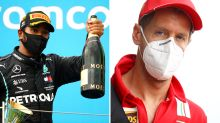 Lewis Hamilton's 'unacceptable' humiliation of Sebastian Vettel
