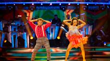 Strictly results week 5: It's all over for David James