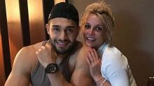 Britney Spears' Boyfriend Dedicates Sweet Mother's Day Tribute to Her After Conservatorship Hearing