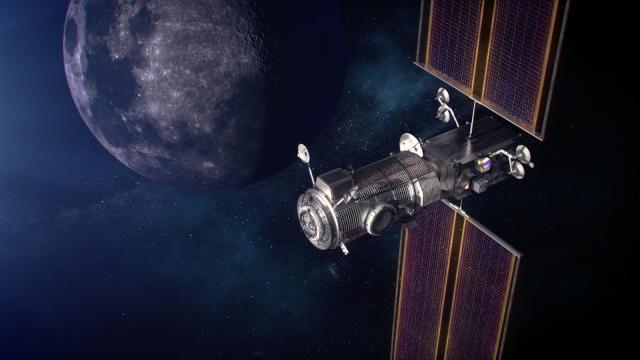 NASA orders Lunar Gateway's crew cabin from Northrop Grumman