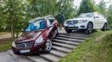 Mercedes contraint de rappeler 60'000 GLK en Allemagne