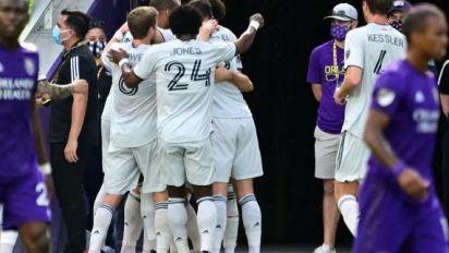 Foot - MLS - MLS: le New England Revolution premier qualifié en finale de la conférence Est