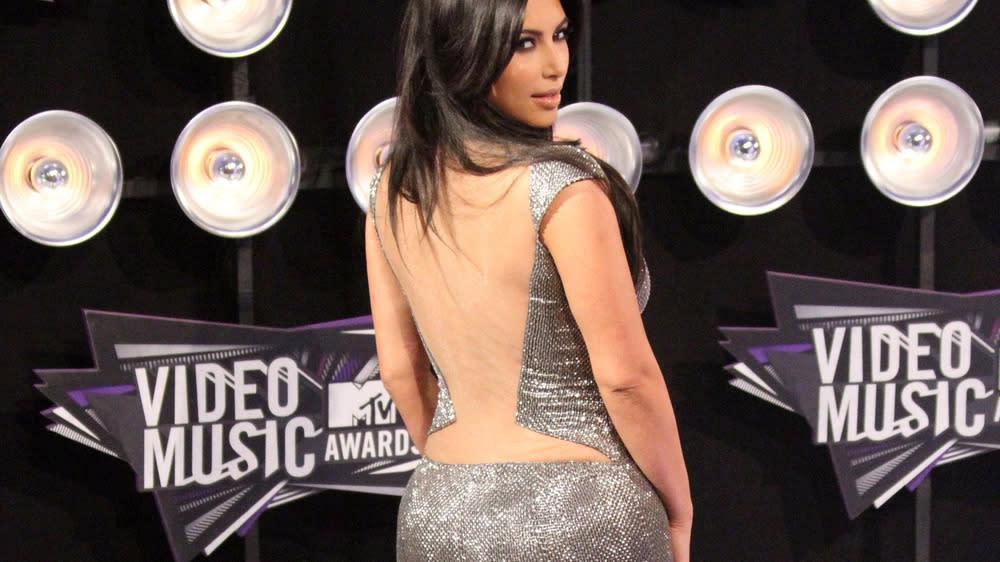 Dellen am Po? Kim Kardashian sieht sich als Photoshop-Opfer