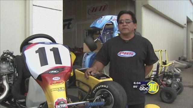 SoCal company seeks to build electric go-kart track in Clovis