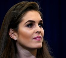 'Trump's emotional support' Hope Hicks announced as interim White House communications chief, replacing Scaramucci