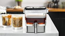 Wake up! This 'amazing' cold brew coffee maker can save you 'loads of money' — especially for college students