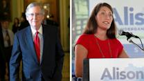 2014 Race to Watch: Can Grimes Unseat McConnell in Kentucky?