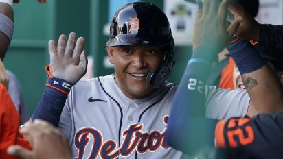 Optimistic fan betting big on Tigers to win division