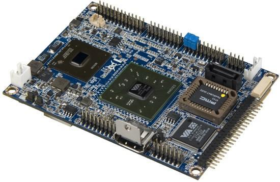 Video: VIA EPIA-P720 Pico-ITX motherboard plays 1080p, doesn't sweat much