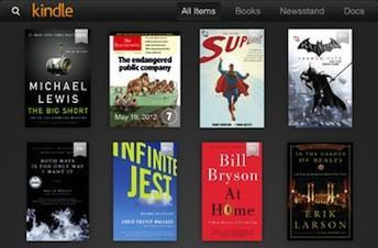 Kindle for iOS updated with rapid highlights, adjustable margins and more