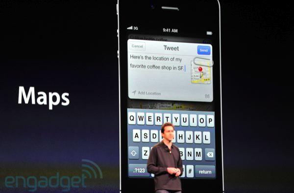 Apple brings deep Twitter integration to iOS