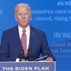 Trump, Biden offer differing views of the coronavirus pandemic