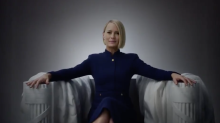 'House of Cards' Nods to Kevin Spacey's Firing in Claire Underwood's Bold Independence Day Message — Watch