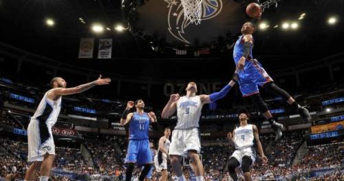 Basket - NBA - Russell Westbrook réussit un énorme triple-double pour venir à bout d'Orlando