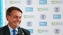 Bolsonaro enfada a muchos habitantes de Las Palmas de Gran Canaria por cómo ha aparecido en una foto