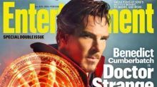 First Look at Benedict Cumberbatch as Doctor Strange Revealed