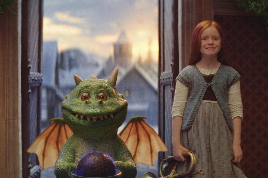 John Lewis Christmas adverts over the years, from Sir Elton John to an excitable dragon