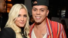 Evan Ross Cuddles Up to Wife Ashlee Simpson and Daughter Jagger -- See the Sweet Pic!