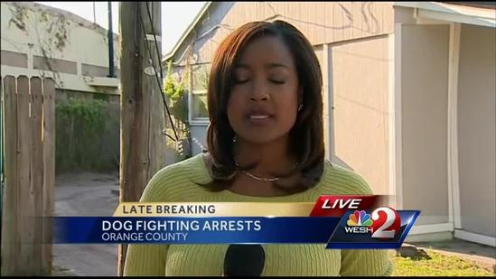 5 arrested in dogfighting investigation