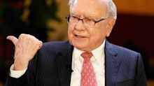 Warren Buffett says if you want steady reliable returns, this instrument 'makes the most sense'