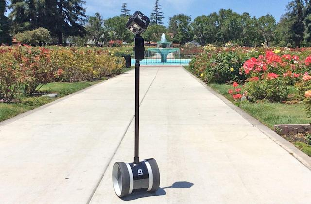 Double Robotics turns its telepresence robot into a VR rig