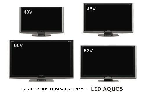 Sharp combines its latest LCD improvements in LX series HDTVs
