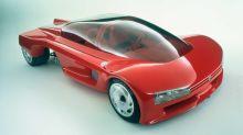 Concept oublié - Peugeot Proxima, entre réalité et science-fiction