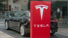 Tesla Stock Falls As It Confronts Saboteur's Impact On Operations