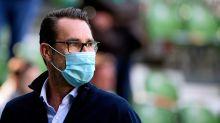 Hertha BSC: Preetz: Zweistelliges Millionen-Minus bei Hertha BSC möglich