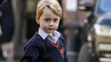 Prince William reveals Prince George's favourite film