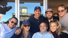 Amy Schumer Had the Best Reaction to Being Caught on the Kiss Cam at a Mets Game
