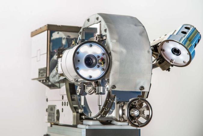 NASA Spacebot, what big eyes you have