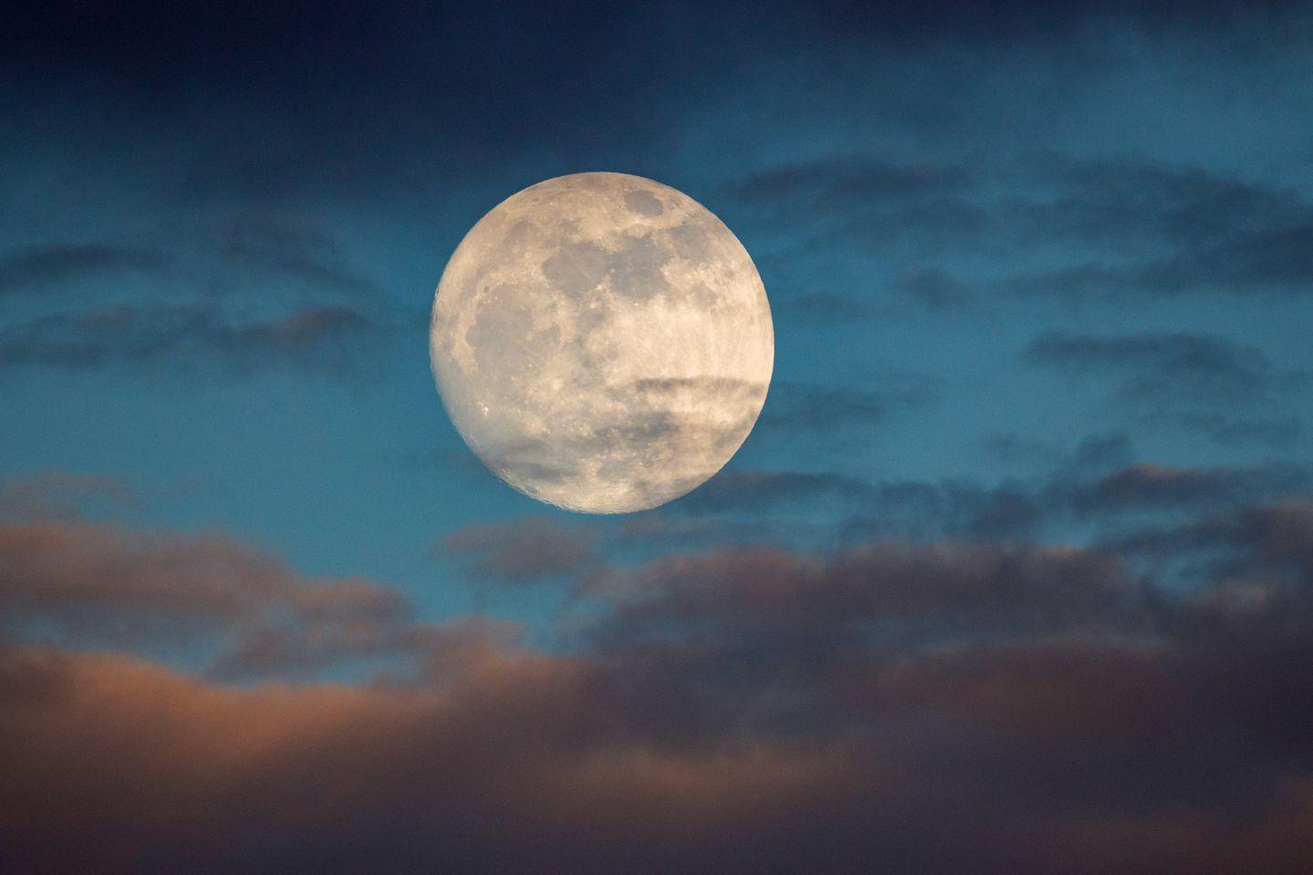 "<p>A full moon that occurs on the moon's closest approach to Earth is called a <a href=""https://www.popularmechanics.com/space/moon-mars/a23734/november-14-supermoon-largest-since-1948/"" rel=""nofollow noopener"" target=""_blank"" data-ylk=""slk:supermoon"" class=""link rapid-noclick-resp"">supermoon</a>. <br></p><p>On average, the moon is about 238,000 miles from Earth. The moon's perigee, or closest point to Earth along its orbit, occurs when it is approximately 225,622 miles from Earth. (The farthest point, when the moon is more than 252,088 miles from Earth, is called the apogee.) </p><p>During a supermoon, the moon can appear as much as 30 percent brighter and up to 15 percent larger. This may sound like a big deal, but these changes aren't always visible to the naked eye. </p>"