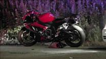 Motorcyclist dies after colliding with car in Germantown