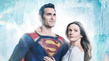 'Superman & Lois': Here's Your First Look at Tyler Hoechlin's New Superman Suit (Photo)