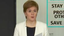 'I want to cry': Scottish pubgoers spreading virus is 'exactly what we feared', Sturgeon warns
