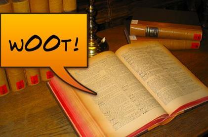 'w00t' is Merriam-Webster's word of the year
