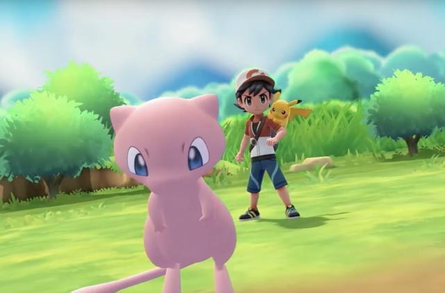 If you buy Nintendo's Poké Ball Plus accessory, you'll get a free Mew