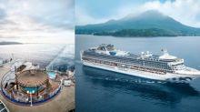 New Upgrades Debut Onboard Diamond Princess